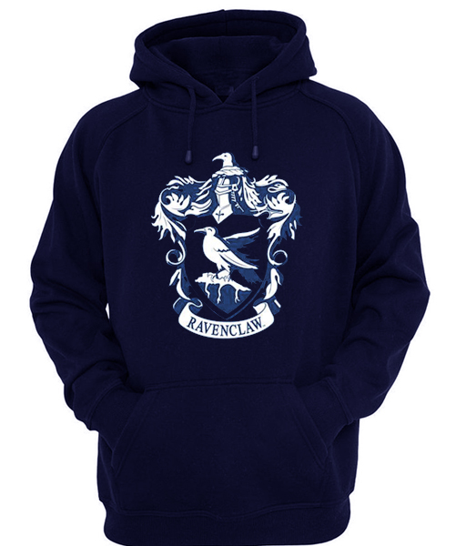 coupon code fantastic savings classic fit Harry Potter Ravenclaw Hoodie - clothzilla