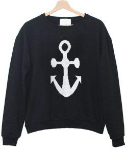anchor new logo sweatshirt