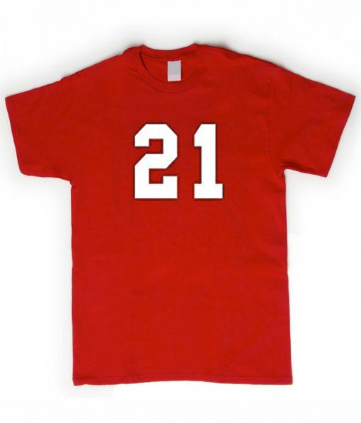 21 T Shirt