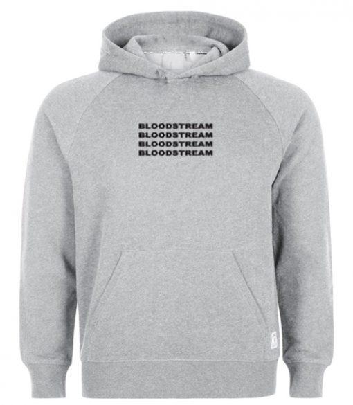 bloodstream hoodie