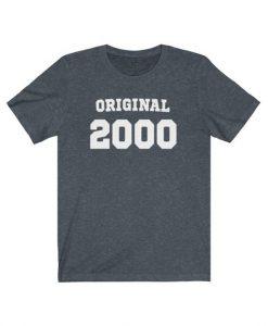 19th birthday shirts