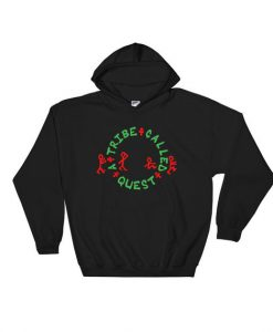 A Tribe Called Quest Hip Hop Rap Hooded