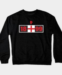 AC Milan simple design Crewneck Sweatshirt