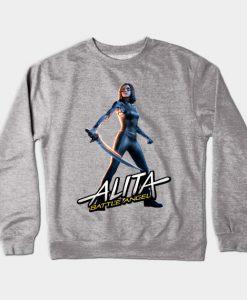 Alita Crewneck Sweatshirt