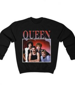 Queen Band Sweatshirt