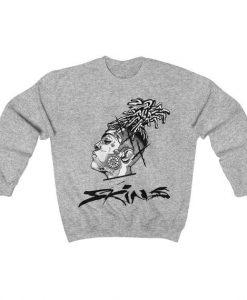 XXXtentacion Sweater
