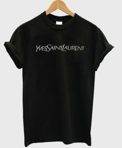 Yves Saint Laurent T Shirt DS