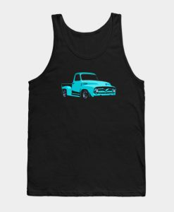 1955 Ford F-100 - stylized Tank Top