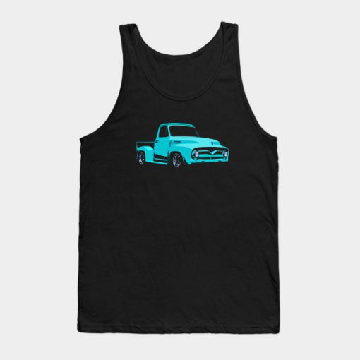 1955 Ford F-100 – stylized Tank Top
