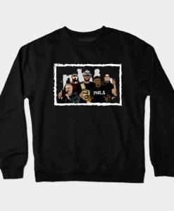 4 Life Crewneck Sweatshirt