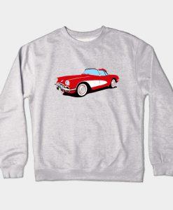 57 Corvette Crewneck Sweatshirt