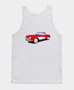 57 Corvette Tank Top