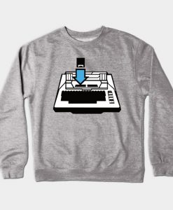 800 Cart Slot Crewneck Sweatshirt