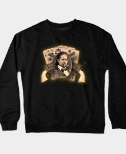 Aces Eights Crewneck Sweatshirt