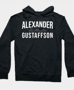 Alexander Gustaffson Hoodie