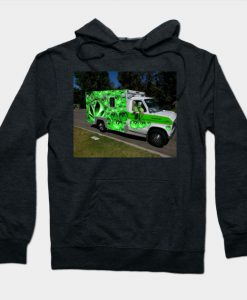 Ambulance Super Marijuanaeo Hoodie