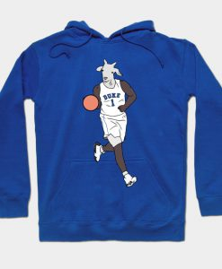 Zion Williamson, The GOAT Hoodie