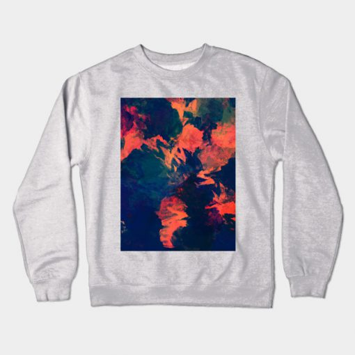 abstraction Crewneck Sweatshirt