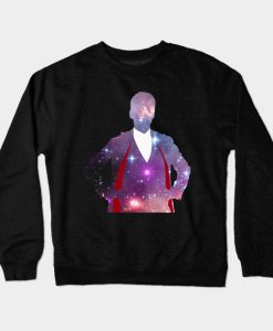 12th Doctor Crewneck Sweatshirt