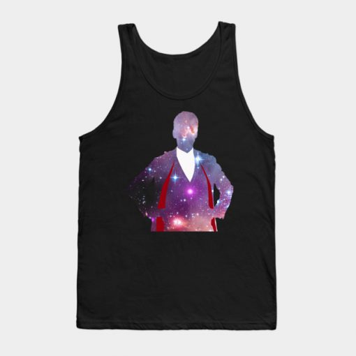 12th Doctor Tank Top