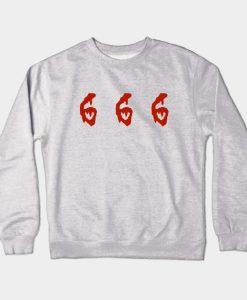 666 Crewneck Sweatshirt