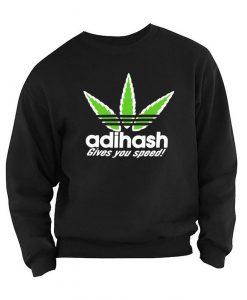 Adihash Gives You Speed Sweatshirt