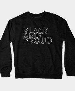 African American Crewneck Sweatshirt