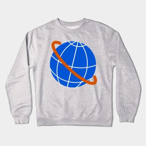 GLOBE Crewneck Sweatshirt
