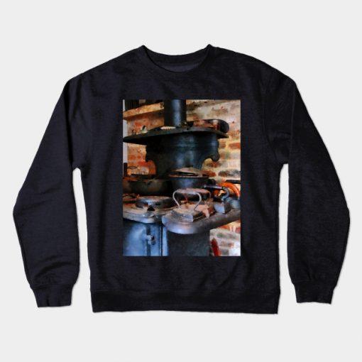Iron Crewneck Sweatshirt