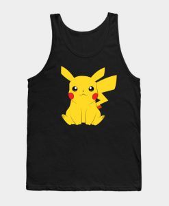 yellow pikachu t shirt Tank Top