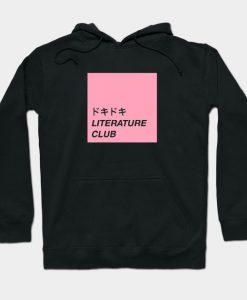 ドキドキ Literature Club Hoodie