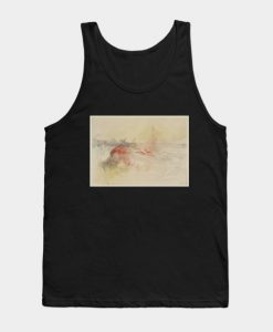 A Harpooned Whale Tank Top