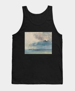 A Paddle-steamer in a Storm, 1841 Tank Top