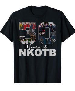 Anniversary 30years of Kid on Block T-shirt