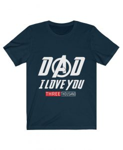 I Love You 3000 Times T-shirt