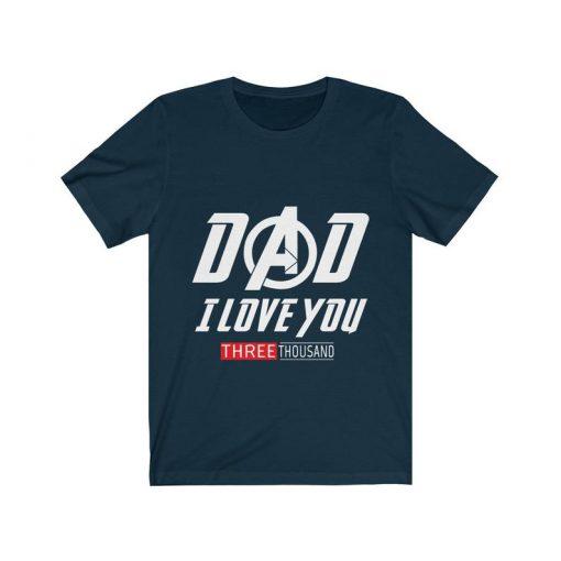 I Love You 3000 Times T-shirt