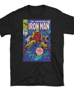 Iron Man #1 Unisex T-shirt