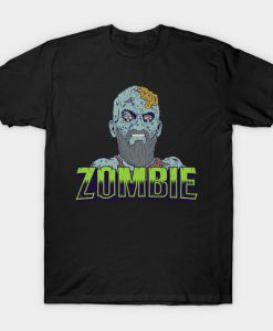 ZOMBIE BEARDED T-Shirt